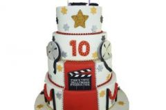 Hollywood-Themed-Cake-4